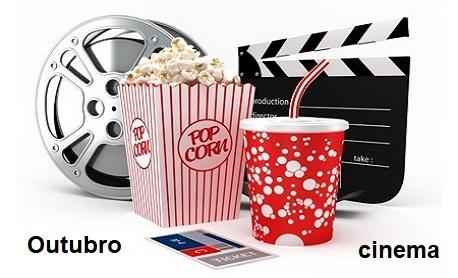 """Cinema: Veja as principais estreia de filmes nos cinemas brasileiro neste mês de """"outubro"""""""
