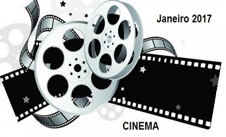 """Cinema: Veja aqui as principais """"estréia"""" dos cinemas brasileiro deste mês de janeiro de 2017"""