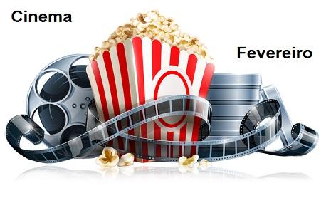 Cinema: Veja aqui os principais lançamentos de filmes nos cinemas nestes mês de fevereiro