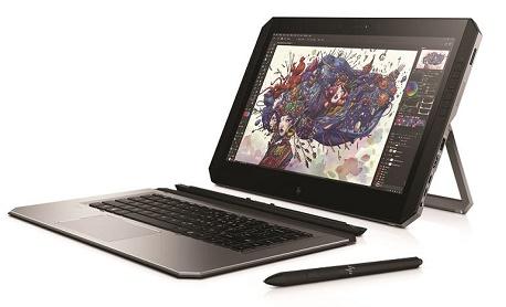 """Tecnologia: Fabricante HP anunciou """"ZBook x2"""" considerado o PC destacável mais poderoso do mundo"""