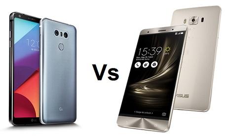 Tecnologia: LG G6 ou Zenfone 3 Deluxe? Veja o comparativo  de smarts Top de linha nesta semana