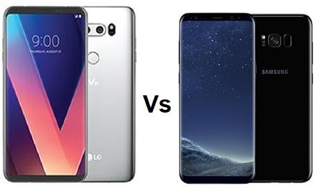 Tecnologia: LG V30 ou Galaxy S8? Veja o comparativo de smarts com bordas mínimas nesta semana
