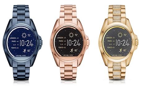 "Tecnologia: Conheça ""Access"" o smartwatch  luxuoso da Michael Kors que chega no Brasil por R$3 mil"