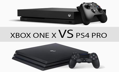 Tecnologia: PS4 Pro ou Xbox One X? Veja aqui o comparativo de console Top de linha