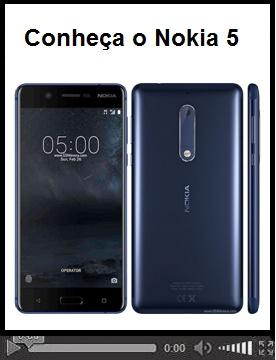 """Conheça """"Nokia 5"""" um smartphone intermediário feito especialmente para você"""