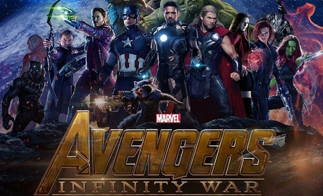Marvel liberou o primeiro vídeo do filme