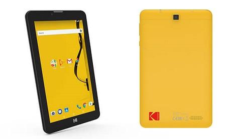 """Tecnologia: Kodak lançou """"tablets de 7 a 10 polegadas"""" baratos e com Android"""