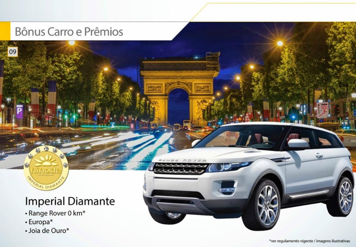 Imperial Diamante, apresentação de negócio faça seu cadastro no Id 854605