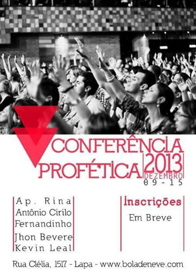 conferencia programação