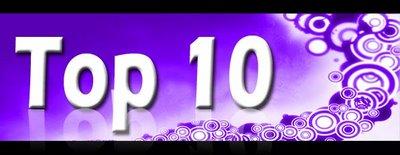 Os 10 mais baixado da semana