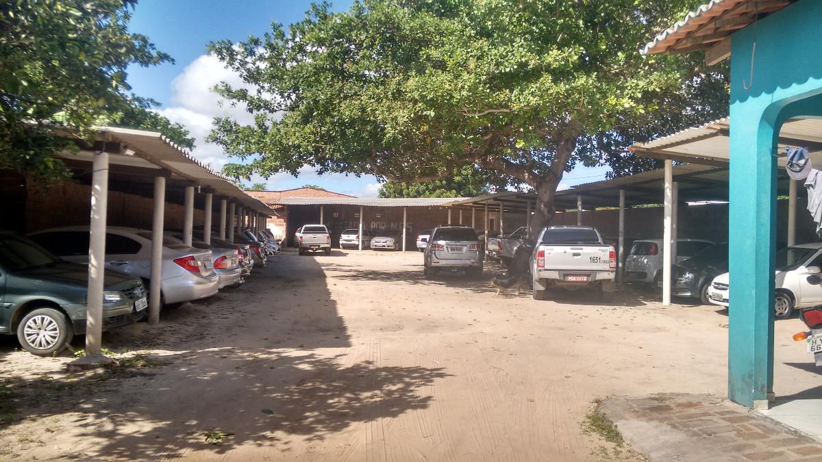 Estacionamento em Jijoca - Joel