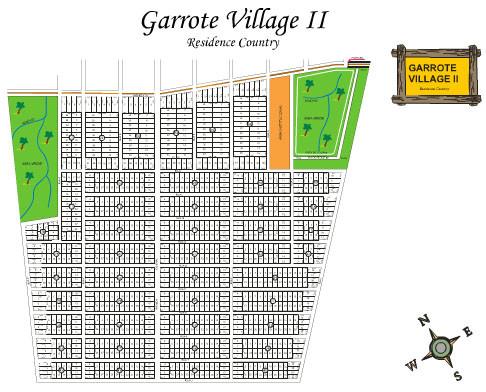 LOTEAMENTO GARROTE VILLAGE II