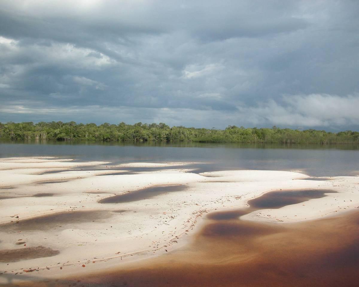 Praia Rio Negro