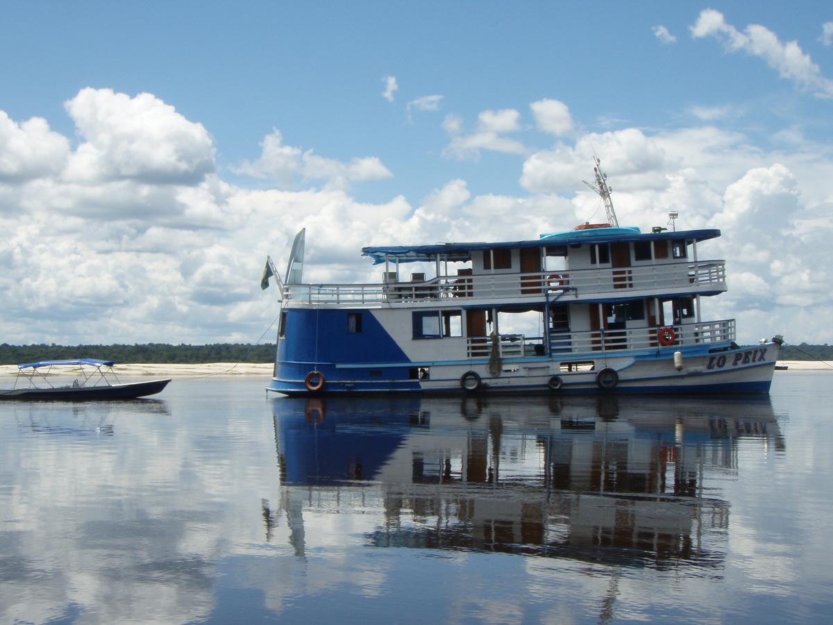 barco Lo Peix ( O Peixe)