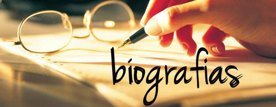 Resultado de imagem para BIOGRAFIAS