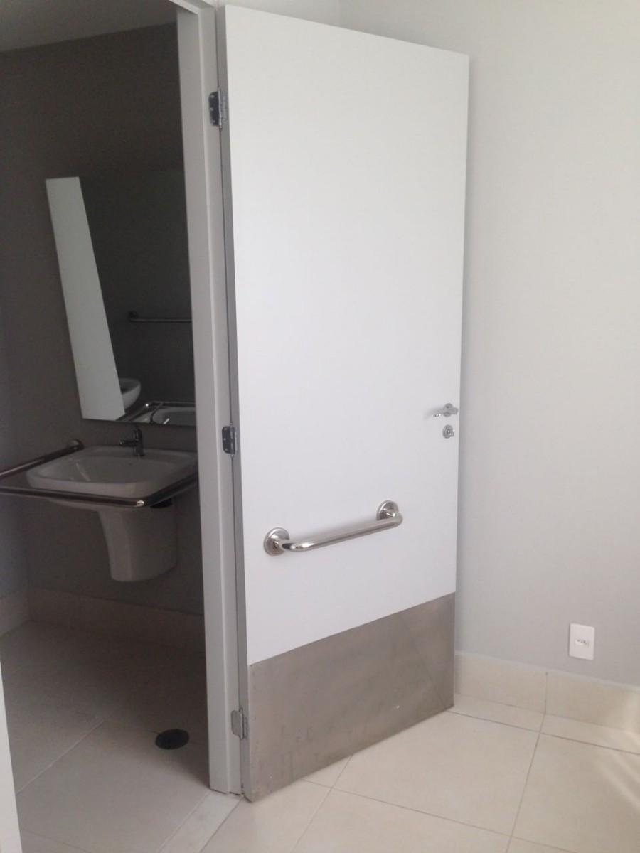 Porta Para Deficiente