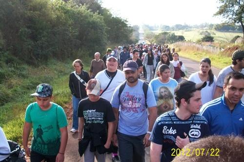 Santo Antônio da Platina ao Bairro Taquaralzinho 14 KM