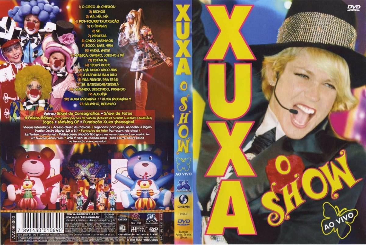 Xuxa O Show- AO VIVO