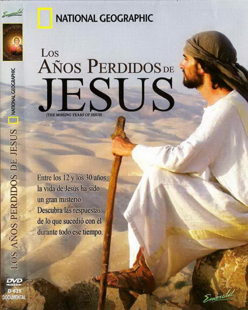 anos perdidos de jesus