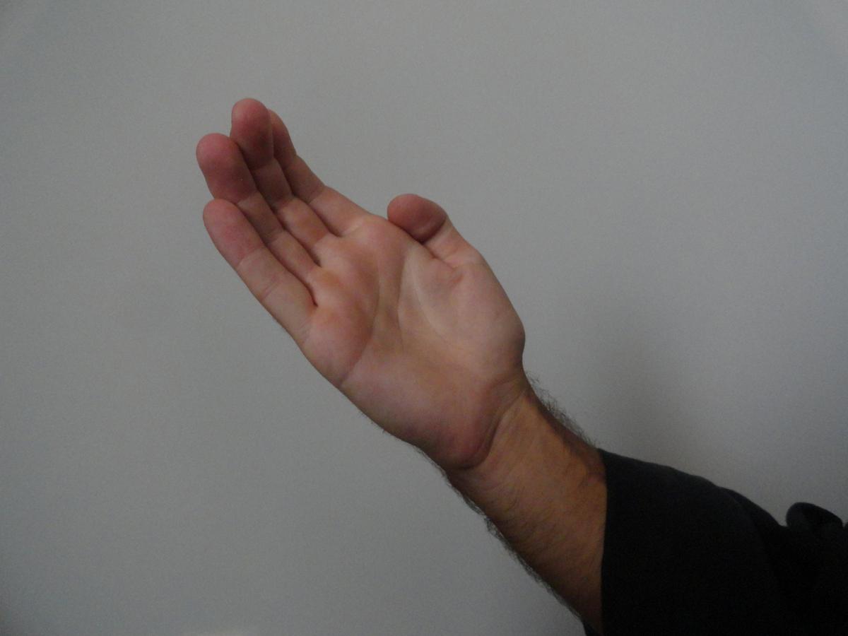 Faca da Mão