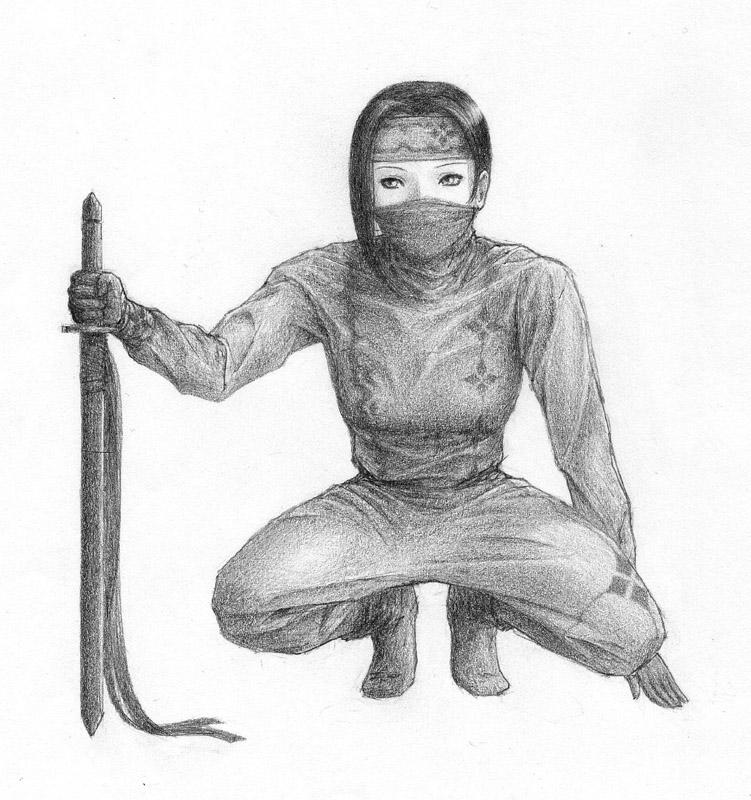 Kunoichi 9