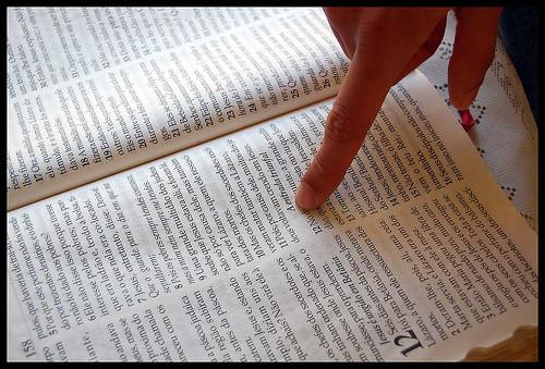 Conjectura Bíblica