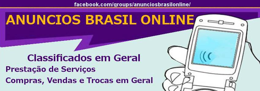 ANUNCIOS BRASIL ONLINE