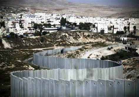Bairros segregados na Cisjordânia