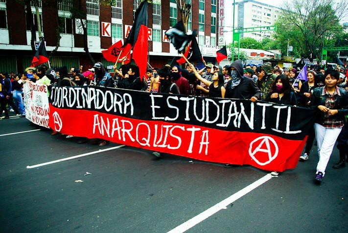 mae movimento anarquista da educação
