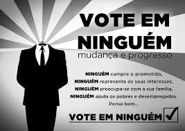 Vote em Ninguém