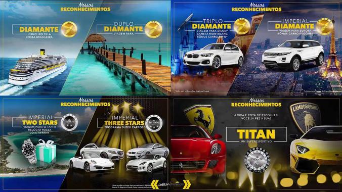 Premiações carros Hinode, faça seu cadastro no ID 96036