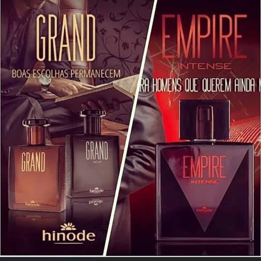 Perfume Importado Grand e Empire Hinode compre por 130,00