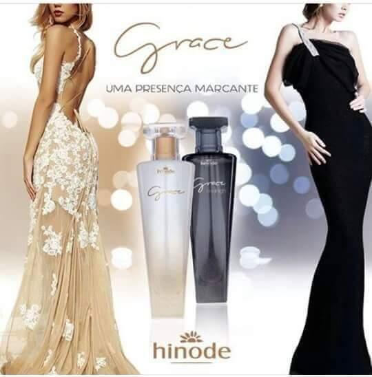 Perfume Importado Grace Hinode compre por 130,00