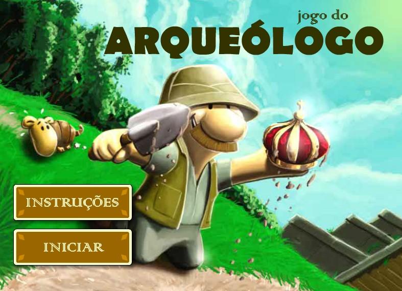 jogo do arqueólogo