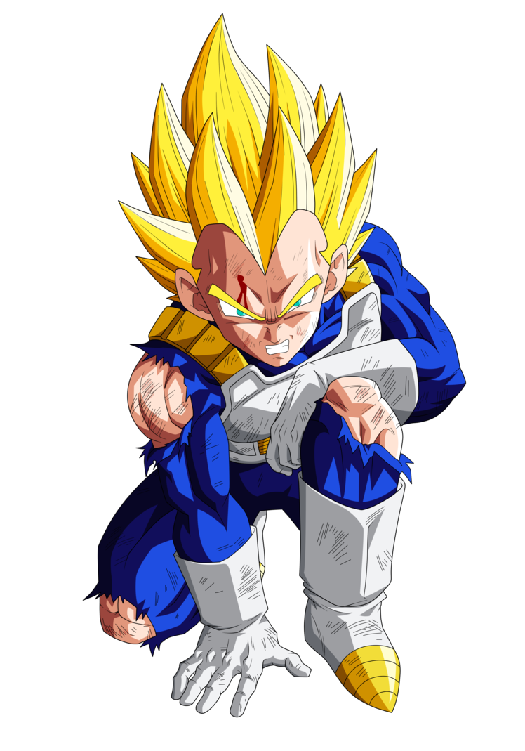 What are your thoughts on each of the super saiyan forms dbz - Vegeta super sayen ...