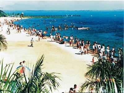 Praia em Pereira Barreto