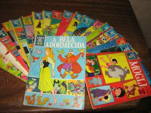 Clássicos do Walt Disney 1 ao 19 de 1968