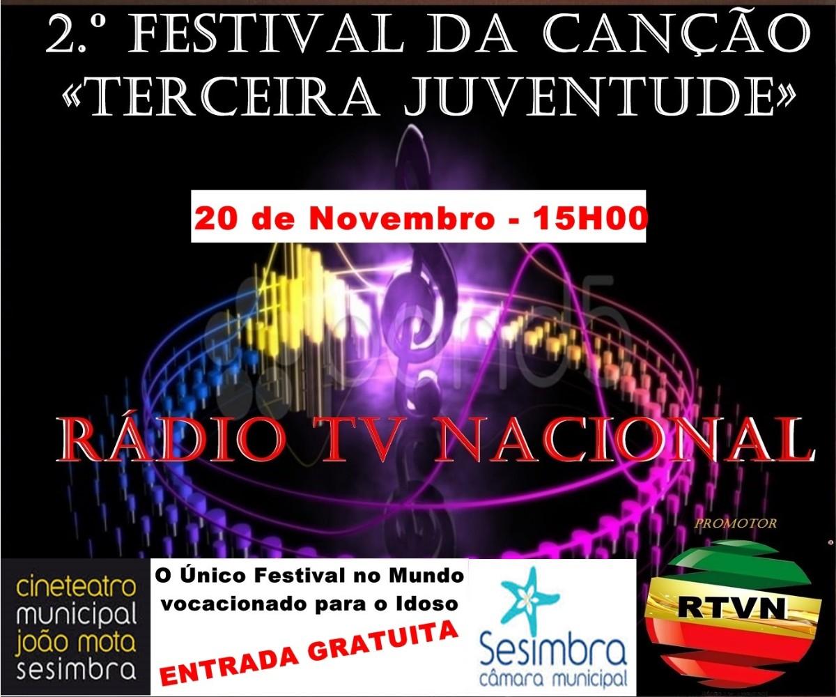 Festival da Canção «Terceira Juventude» 2016
