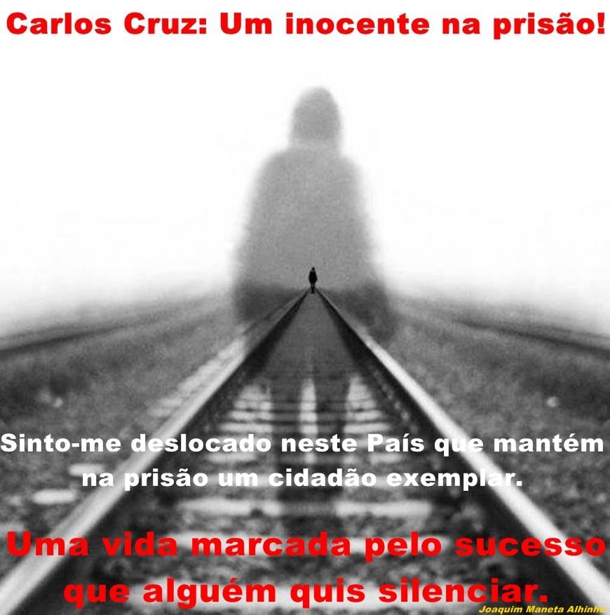 Acreditamos na Inocência de Carlos Cruz