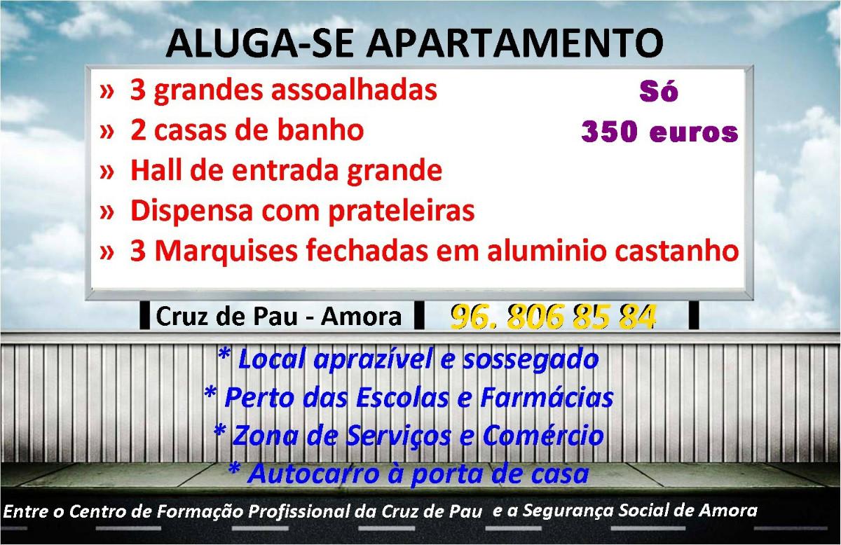 Aluga-se apartamento em Amora