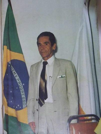 Imagem Mestre Rabolú.