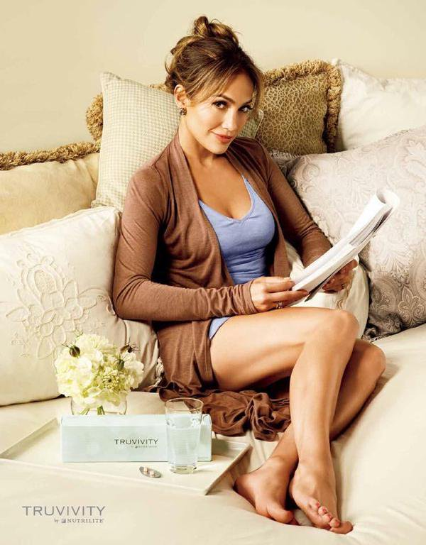 Truvivity by Nutrilite With Jennifer Lopez