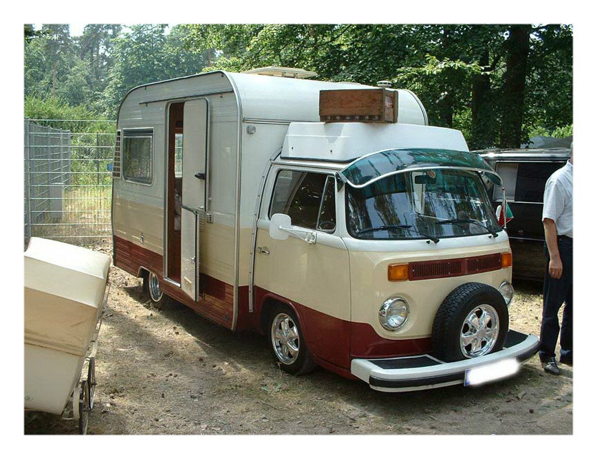 AutoCaravan KG sobre VW T2