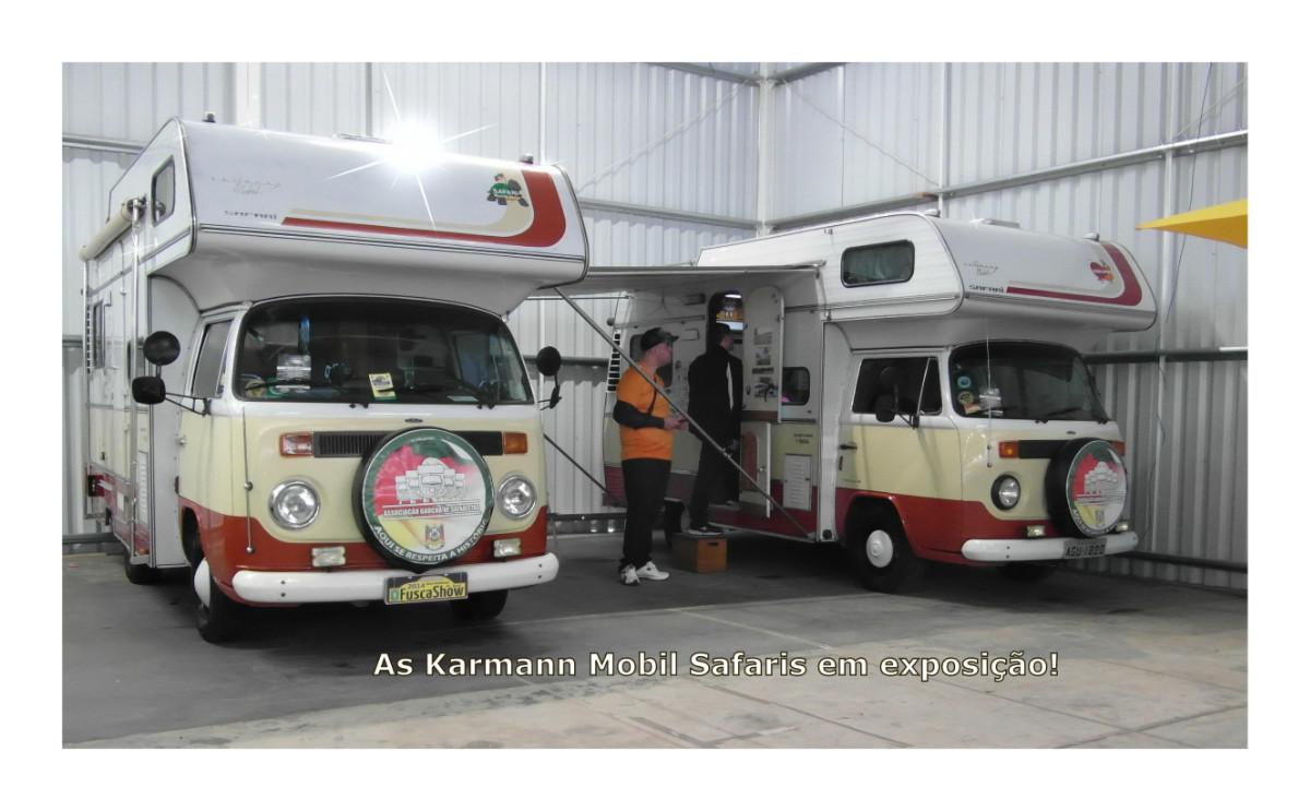 Safaris KG Brasil sobre VW T2