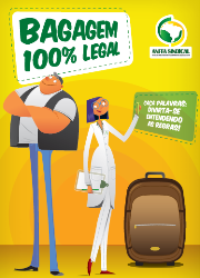 Campanha ANFFASINDICAL Bagagem Legal