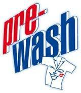 pre-wash