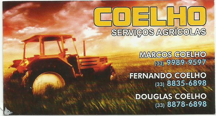 COELHO SERVICOS AGRICOLAS