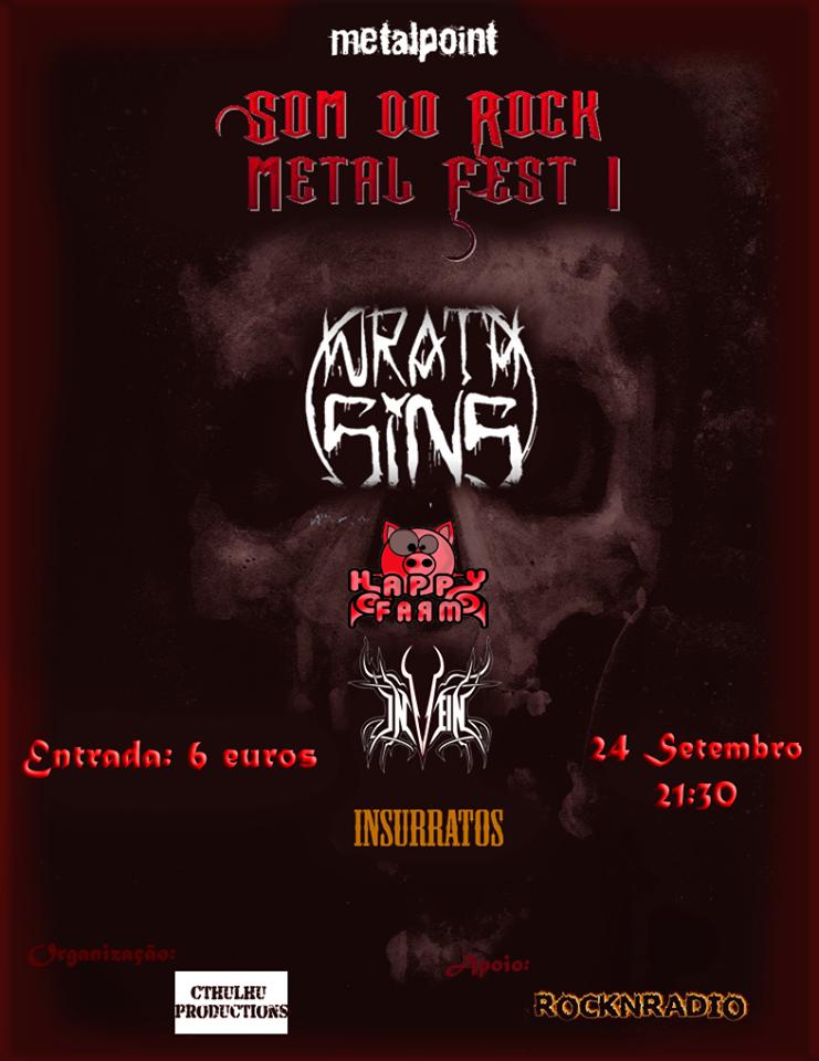 Som do Rock Metal Fest I