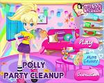 polly limpeza da casa