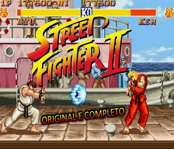 Street Fighter 2 Original